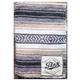 Baja Blanket Black and Tan - View 1