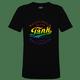 Tank Pride Logo T-Shirt Black - View 1