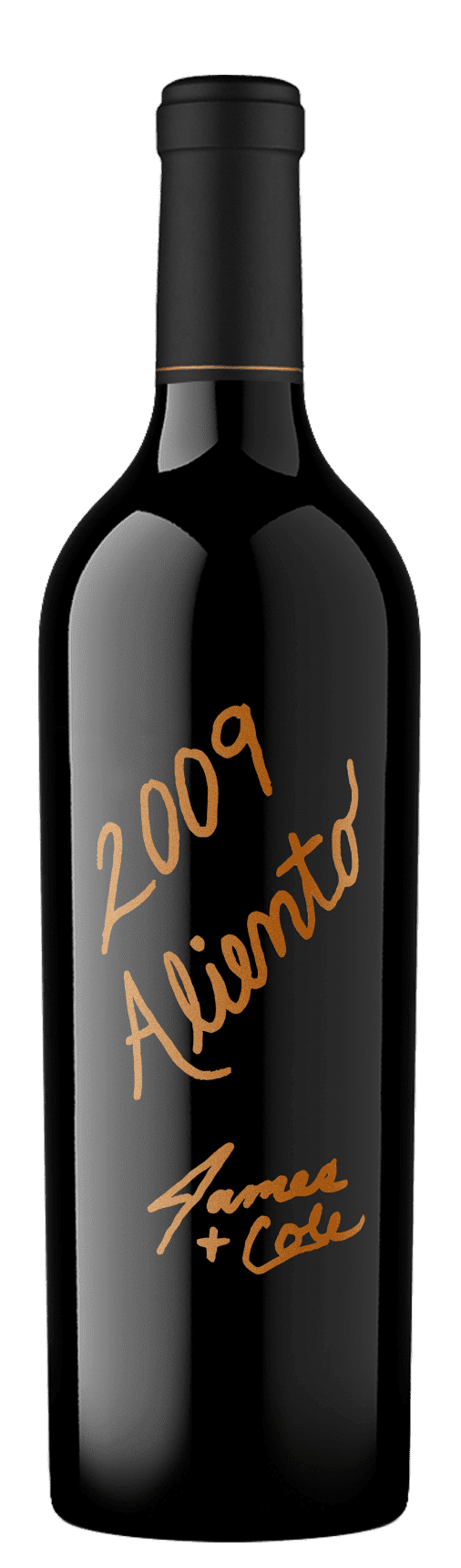 2009 Aliento Red Wine (Signed)