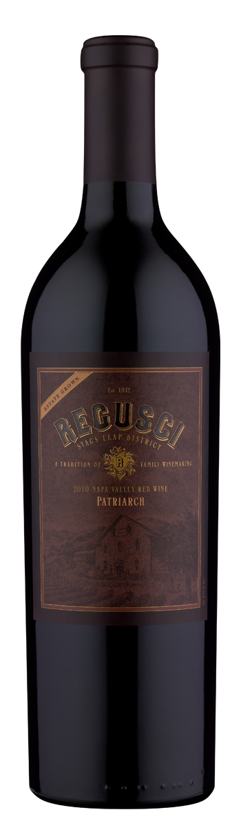 2010 Patriarch Red Wine Image