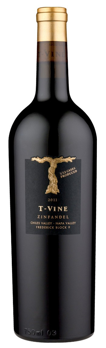 2011 Chiles Valley Zinfandel, Frederick Block 9
