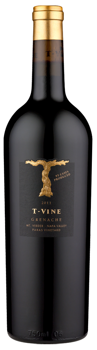2011 Mt. Veeder Grenache, Paras Vineyard