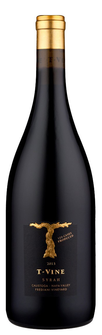 2013 Calistoga Syrah, Frediani Vineyard