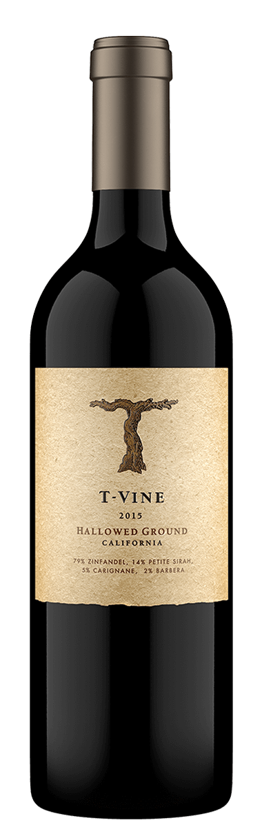 2015 Hallowed Ground Red Wine Image