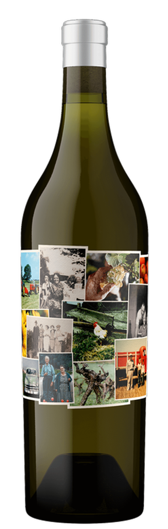 2018 Homegrown California White Wine