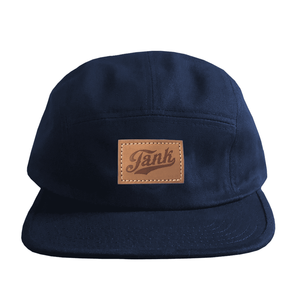 Patch 5-Panel Surf Hat Navy