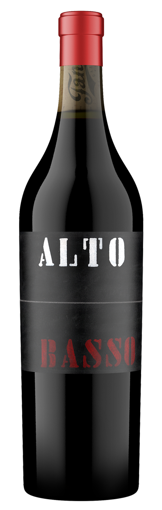 Alto Basso, Red Wine, California