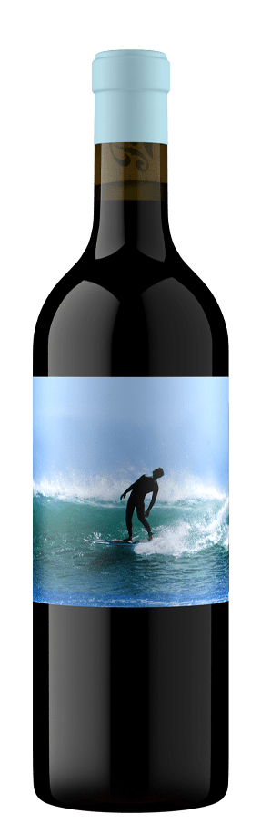 2017 The Art of Surfing, Red Wine, Sierra Foothills