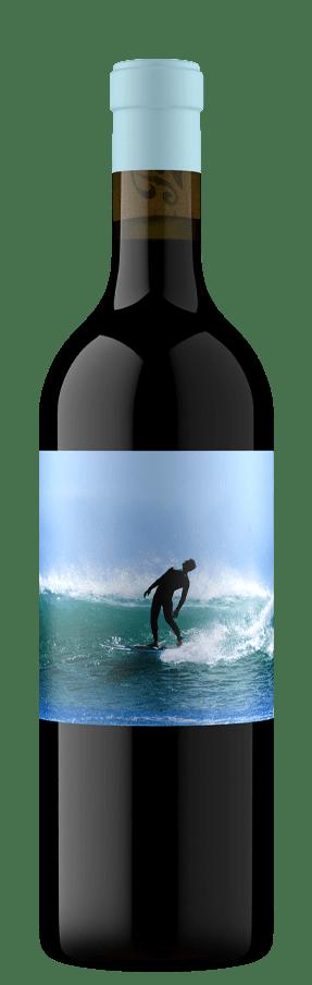 2017 The Art of Surfing, Red Wine, Sierra Foothills