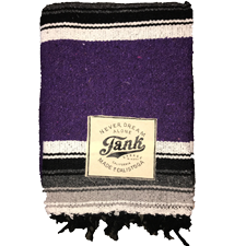 Baja Blanket Purple