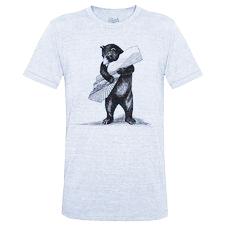 Bear T-Shirt Gray