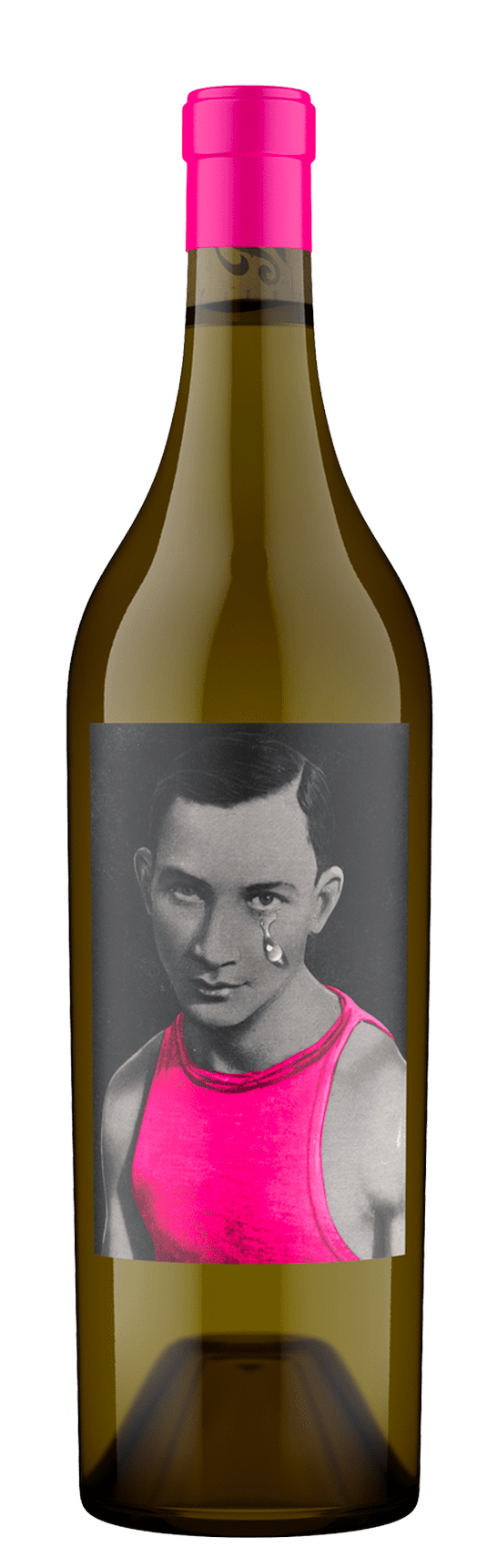 2020 Boys Cry, Carbonic White Wine, El Dorado County