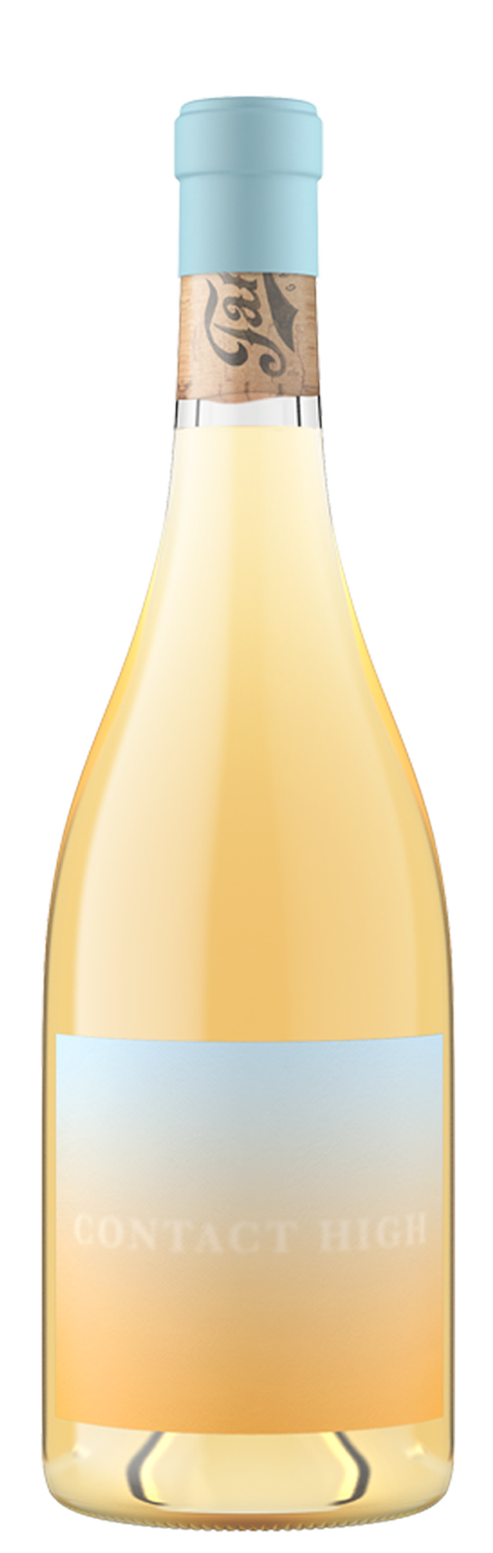 2020 Contact High, Skin-Fermented White Wine, Sierra Foothills