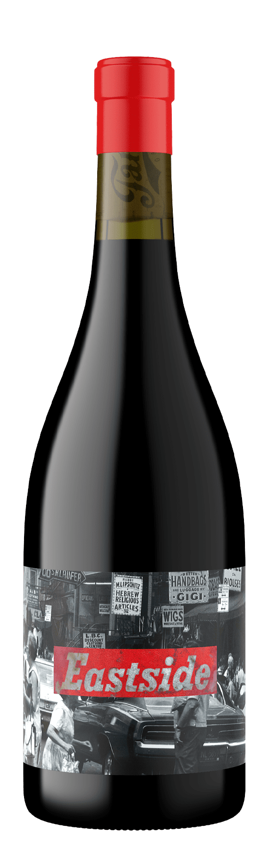 2019 Eastside, Pinot Noir, El Dorado County