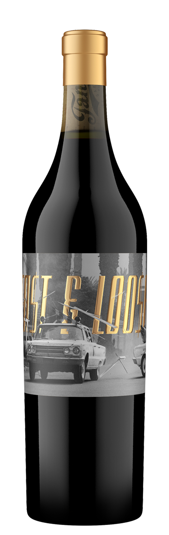 2018 Fast & Loose, Red Wine, California