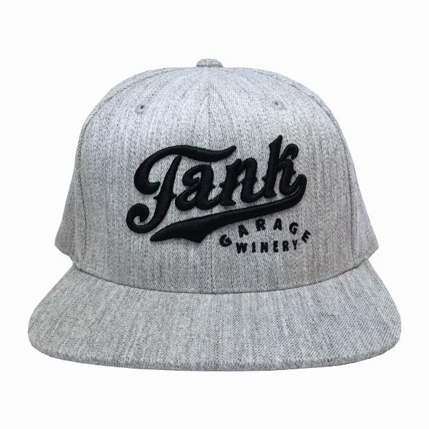 Flatbill Hat Gray