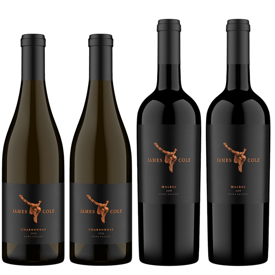 Grilling Wines Four Pack