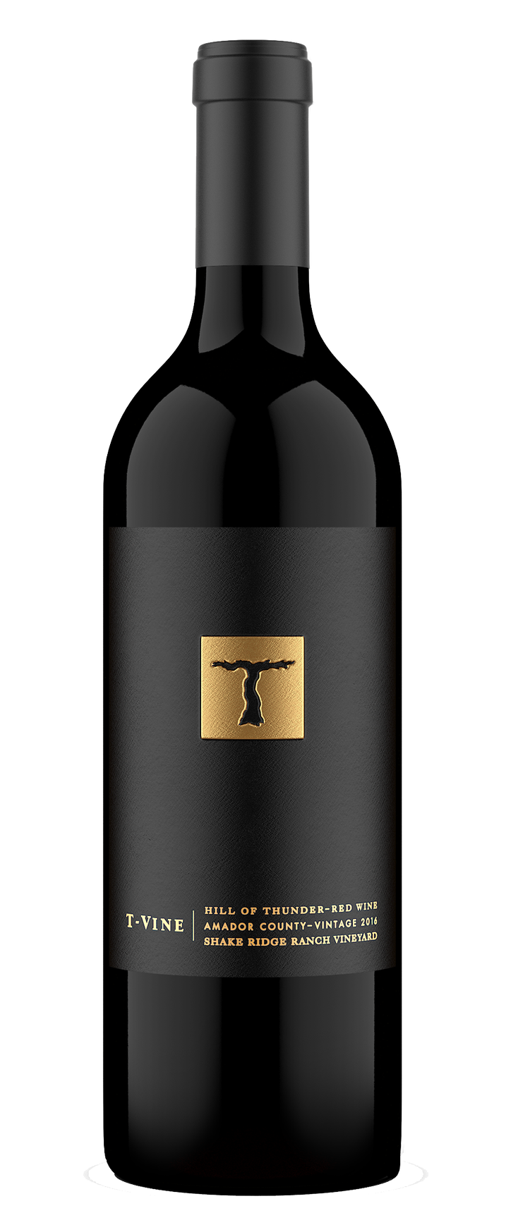 2016 Hill of Thunder Red Wine Image