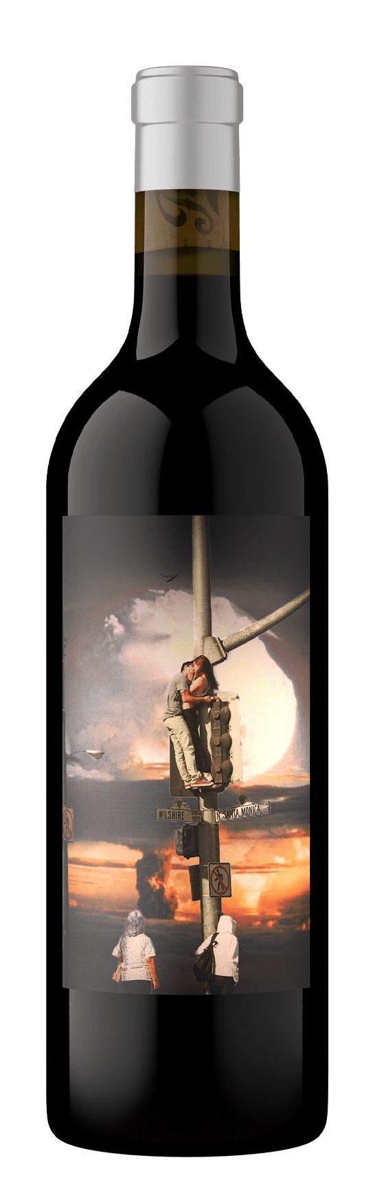 2018 High Hopes, Red Wine, Russian River Valley