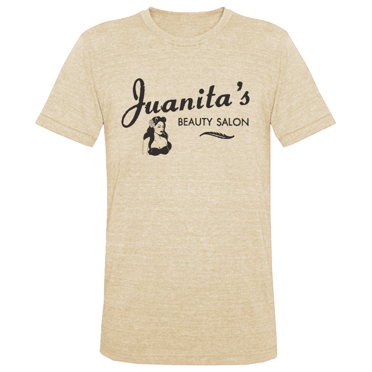 Juanita's Beauty Salon T-Shirt Image