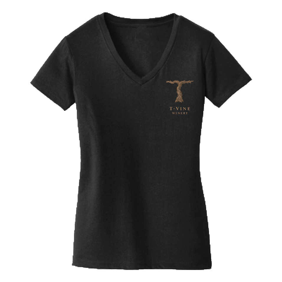 T-Vine Logo Shirt Womens
