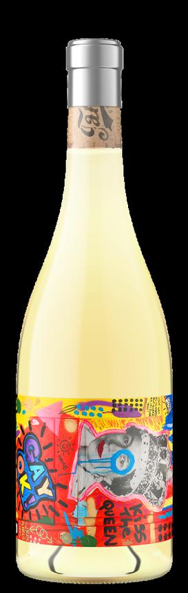 2018 Love & Pride, White Wine, California