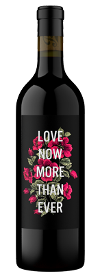 2016 Love Now More Than Ever, Red Wine, California