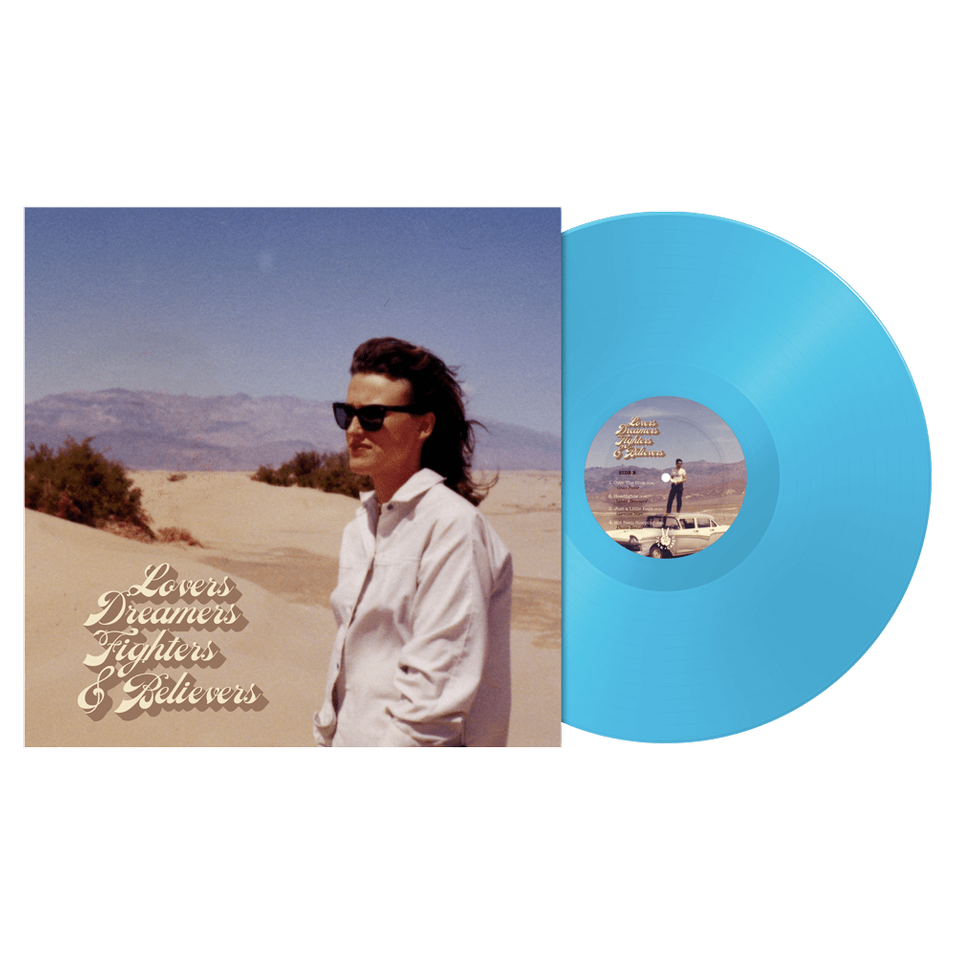 Lovers, Dreamers, Fighters & Believers Vinyl Album