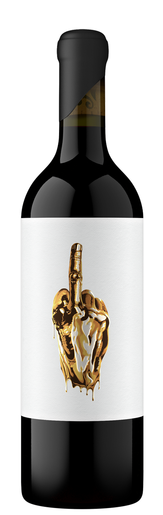 2019 Middle Finger, Red Wine, Amador County, Shake Ridge Vineyard