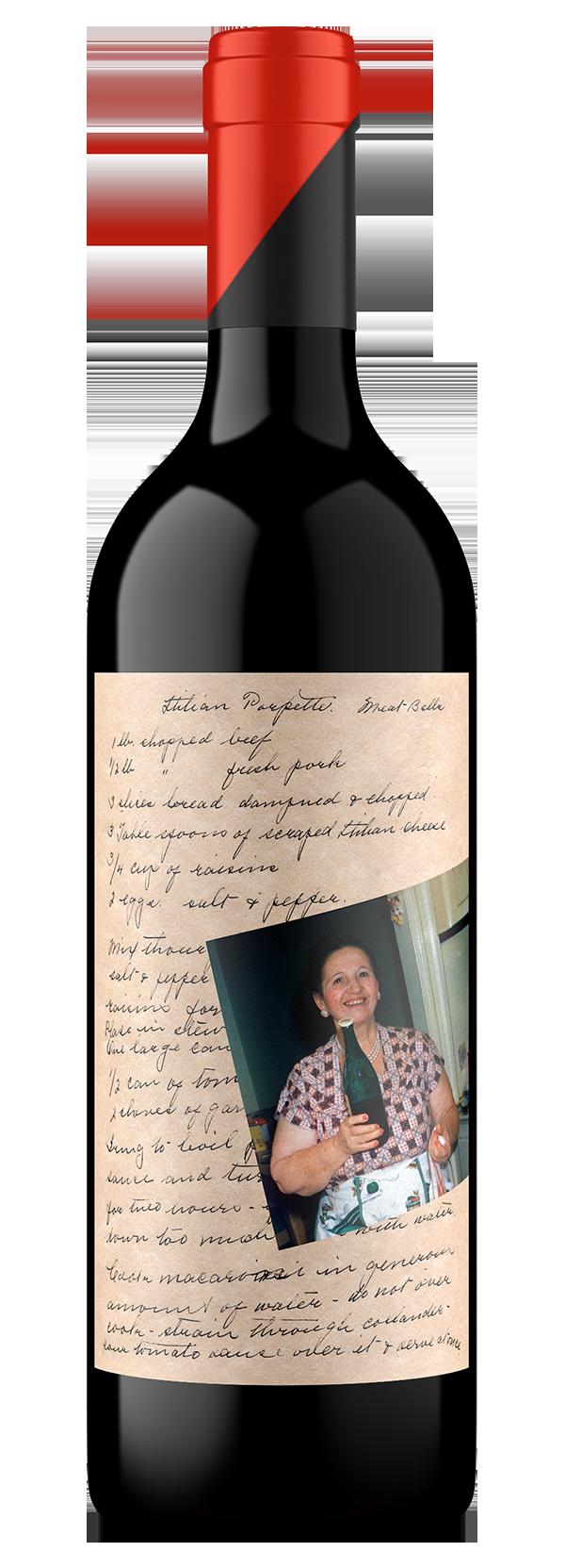 2016 Polpette Della Nonna, Red Wine, California Image