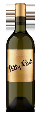 2017 Petty Cash, White Wine, Napa Valley Image