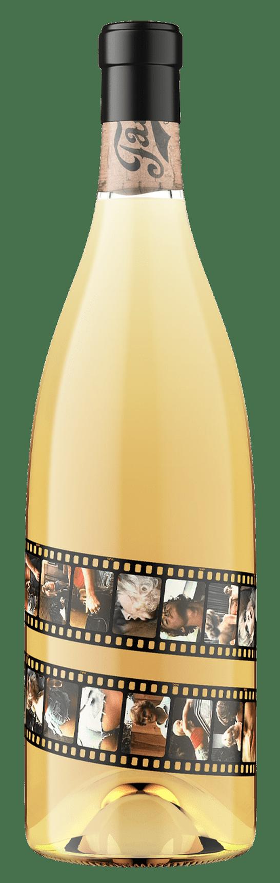 2018 Skin Flick, Skin-Fermented White Wine, Sierra Foothills