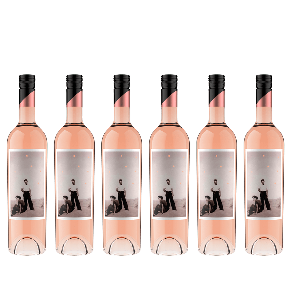 2018 Stars Like Ours Rosé Six-Pack