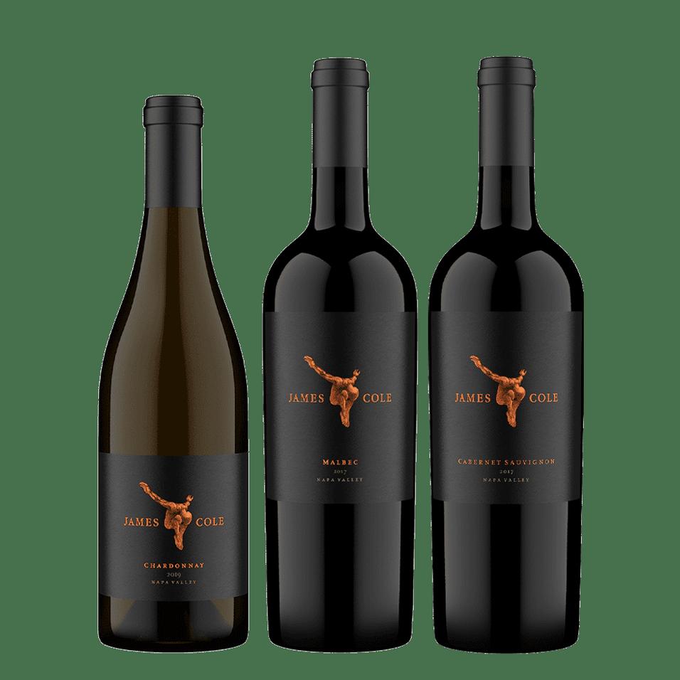 Virtual Tasting Flight 1 (3 bottles)