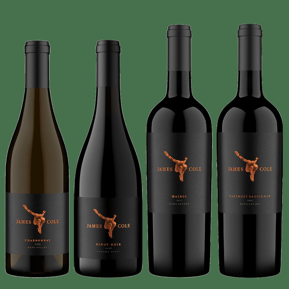 Virtual Tasting Flight 3 (4 bottles)