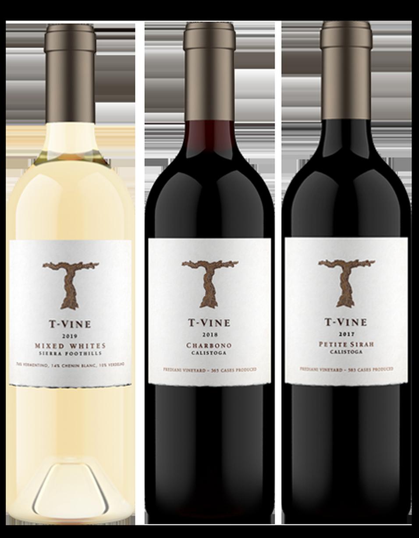 Thankful for T-Vine Trio