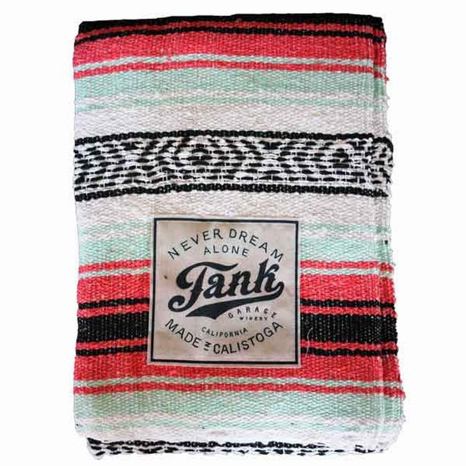 Baja Blanket Watermelon + Mint