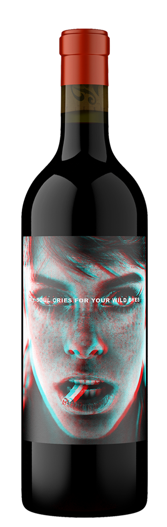 2017 Wild Eyes, Red Wine, Napa Valley