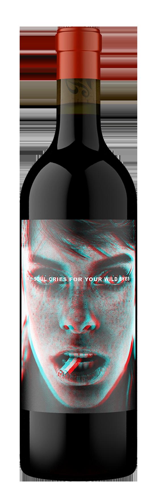 2017 Wild Eyes, Red Wine, Napa Valley