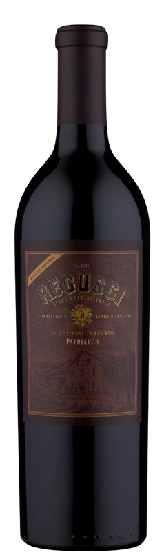 2010 Patriarch Red Wine