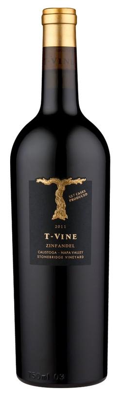 2011 Calistoga Zinfandel, Stonebridge Vineyard