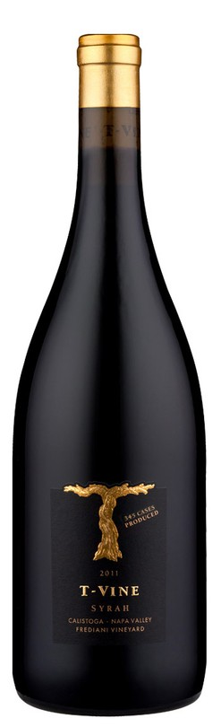 2011 Calistoga Syrah, Frediani Vineyard