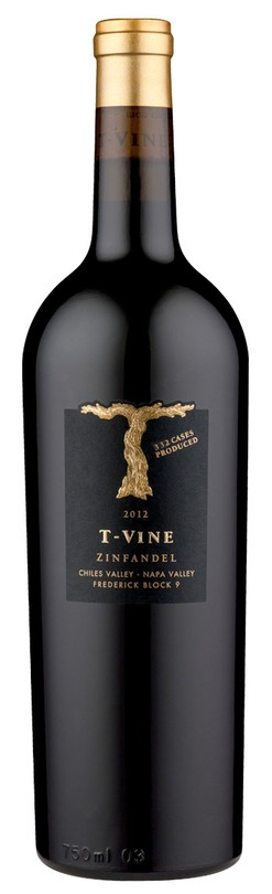 2012 Chiles Valley Zinfandel, Frederick Block 9