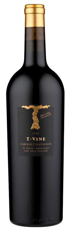 2012 St. Helena Cabernet Sauvignon, Doc Gold Vineyard
