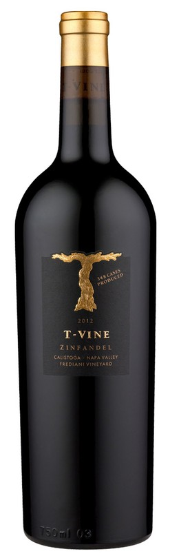 2012 Calistoga Zinfandel, Frediani Vineyard