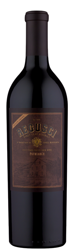 2012 Patriarch Red Wine