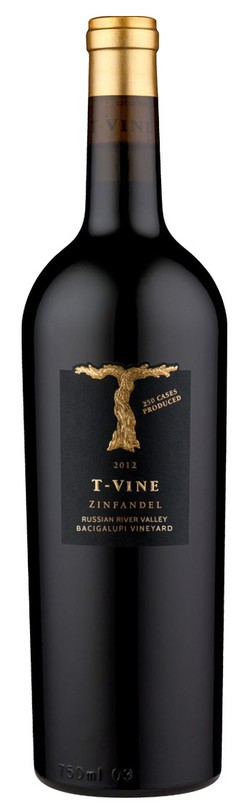 2012 Russian River Valley Zinfandel, Bacigalupi Vineyard Image