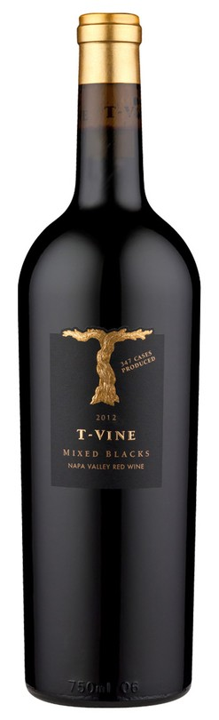 2012 Napa Valley Mixed Blacks, Oak Glade Vineyard