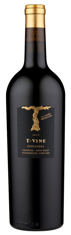 2012 Calistoga Zinfandel, Stonebridge Vineyard