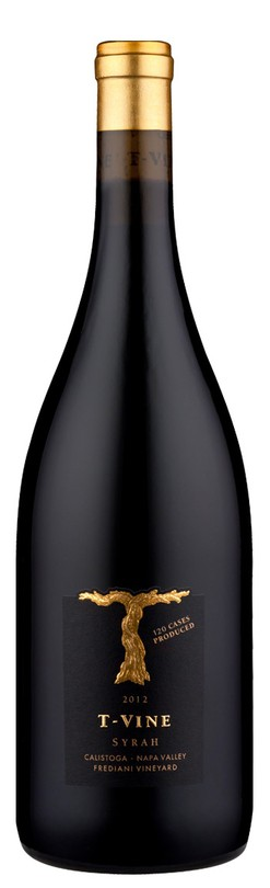 2012 Calistoga Syrah, Frediani Vineyard